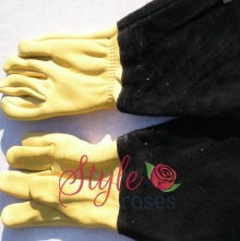 'Gold Leaf' Ladies Gauntlets